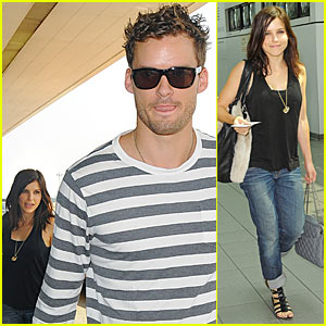 Sophia Bush couple