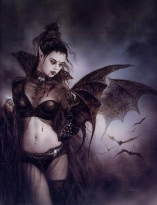 Galerie de vampire fétiche de sang