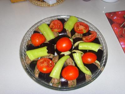 patlic10 ملفا عن أكلات اساسها الباذنجان