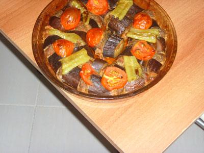 patlic11 ملفا عن أكلات اساسها الباذنجان