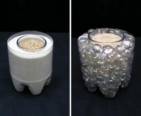 ideias decoração reciclada
