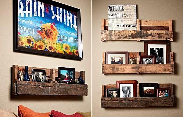 ideias para reciclar madeira