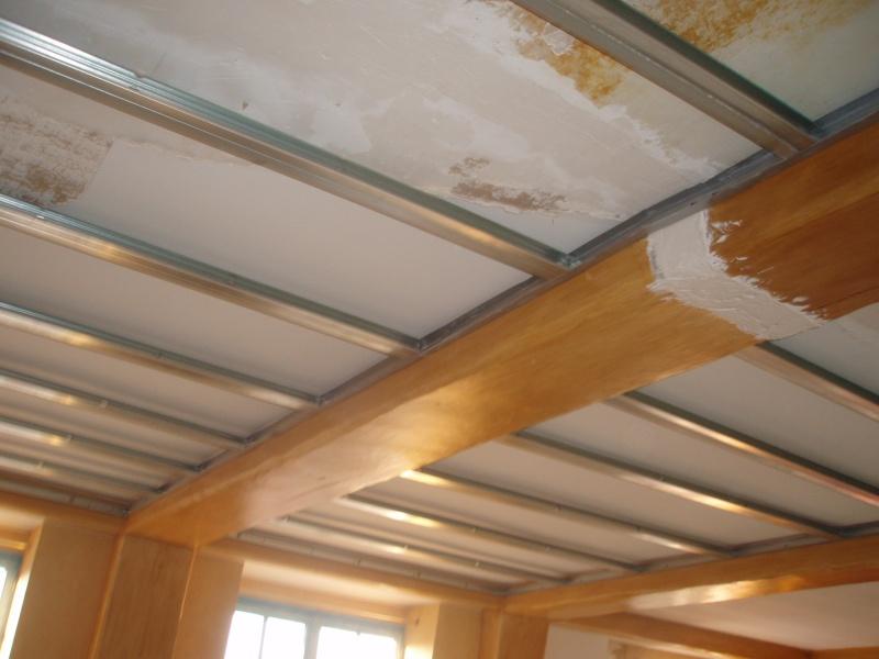 D gats des eaux page 2 - Refaire plafond apres degats des eaux ...