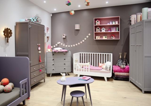 Aide recherche couleur chambre - Peinture chambre petite fille ...