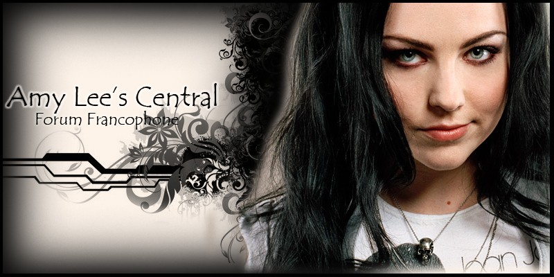 Amy Lee Central