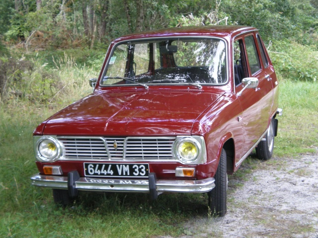 Ma renault 6 de 1969 anciennes forum collections for Renault 6 interieur