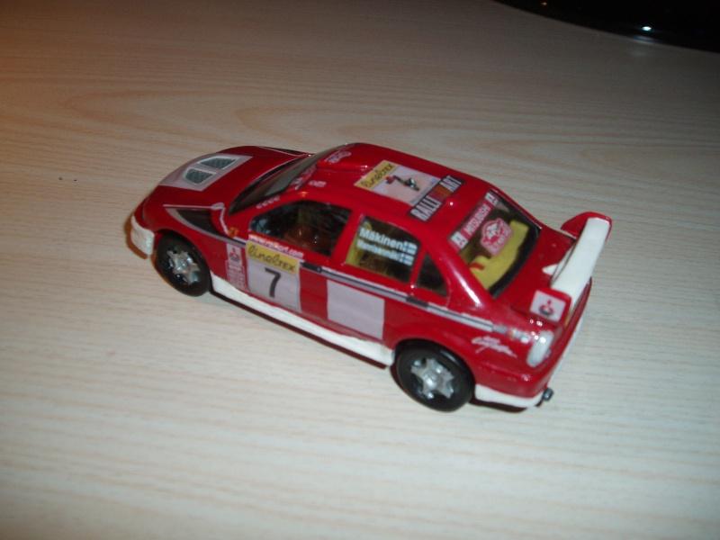 Mitsubishi Lancer Evo Rally Car 99 - Voitures miniatures