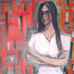 Van Winslow - angry woman