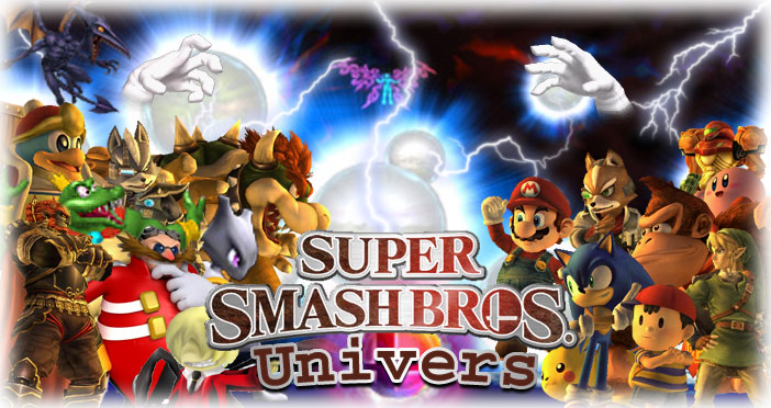 Super Smash Bros Univers