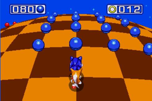 Sonic Bonus Level