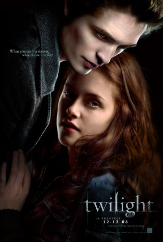 Twilight 1 fascination Affiche