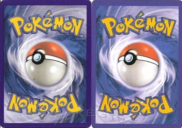 Comment reconnaitre une fausse carte - Imprimer une carte pokemon ...