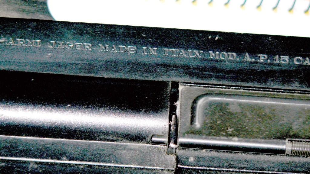 Veritable canon de chez jet m - 2 8