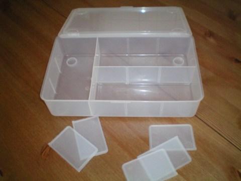 Cajas para ejercitos made in ikea - Cajas de plastico ikea ...