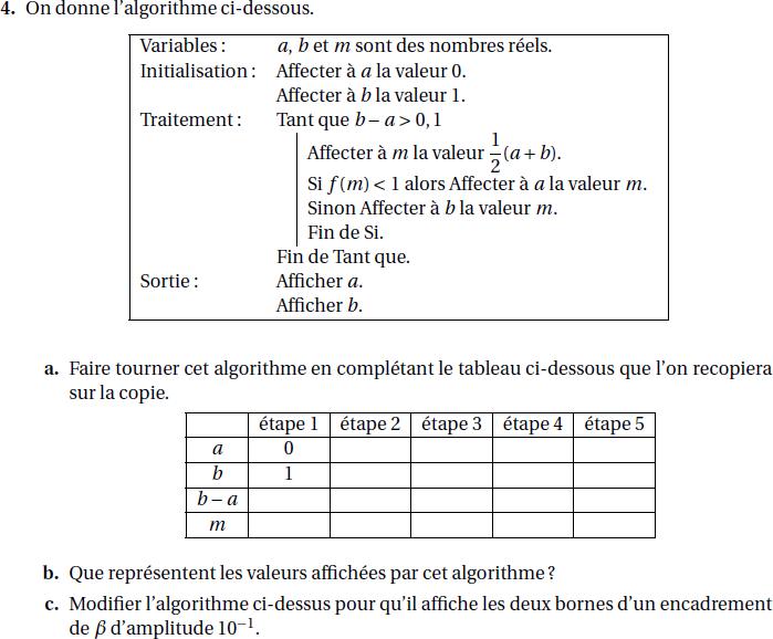 Algorithme 2