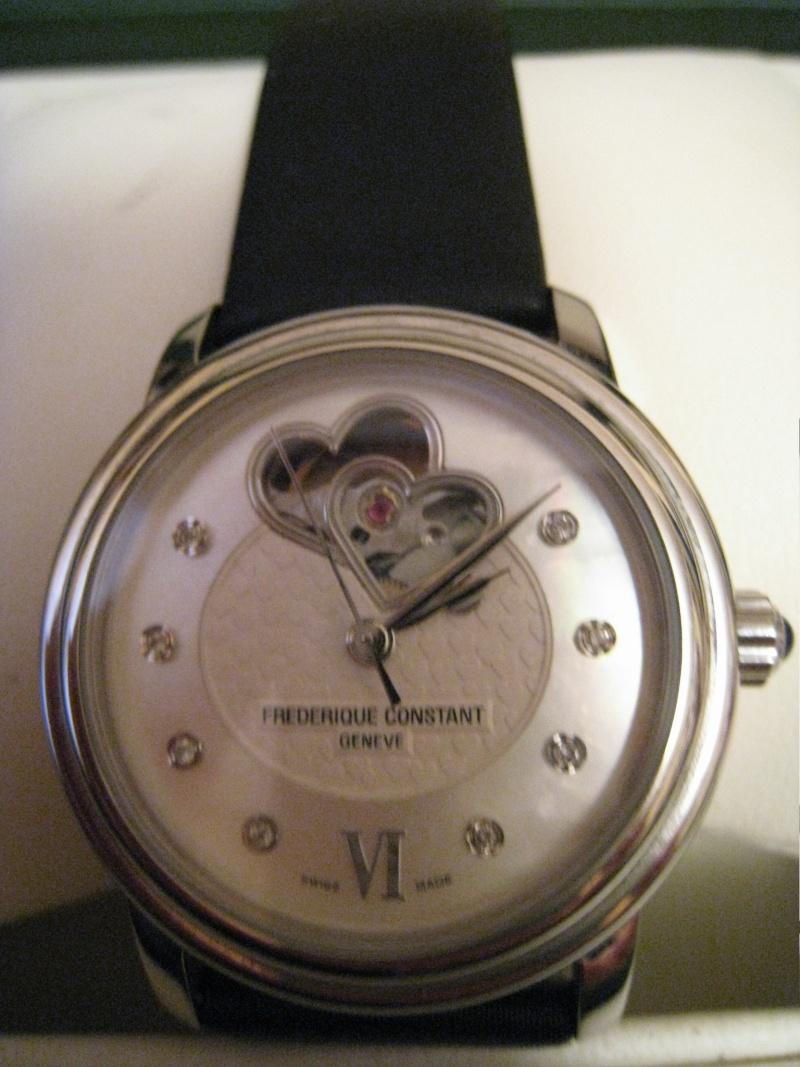 Et quelles montres portent vos pouses ou conjointes for Portent passage