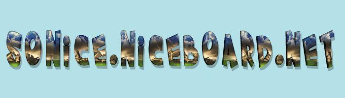 — S๏Nice —