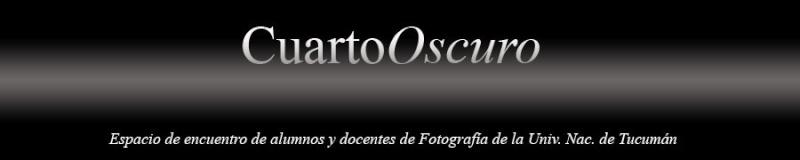 CUARTO OSCURO