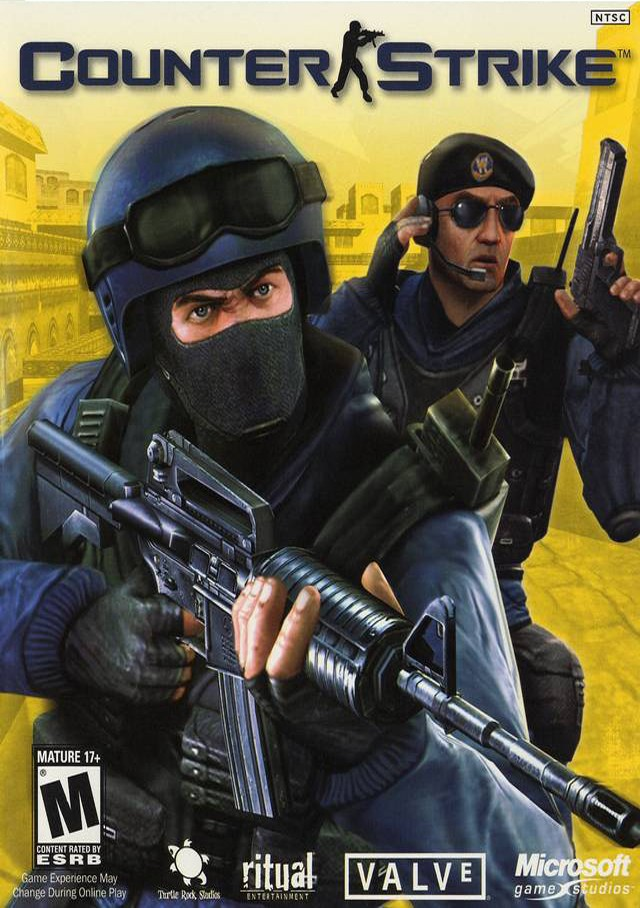 لعبة Counter Strike 1.6 بصيغة Jar لجميع الجوالات