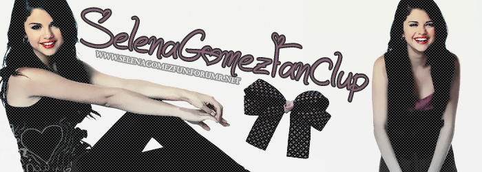 | Selena Gomez Fan Turkey © 2009 |