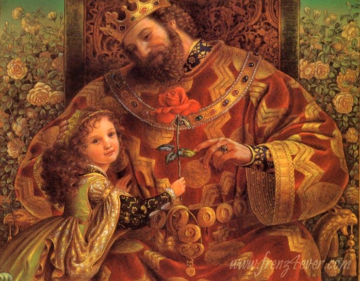 Story Of King Midas In Paintings