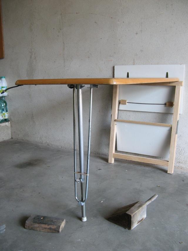 pied de table t lescopique amovible. Black Bedroom Furniture Sets. Home Design Ideas