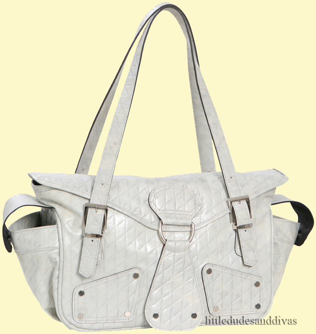 WIN THIS BAG FOR FREE! A $600 Mia Bossi Maria Diaper Bag!