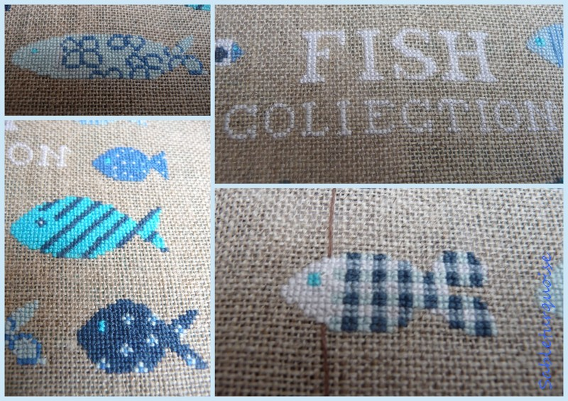 Une collection ...  de FISH !