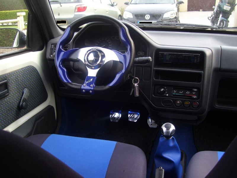 Peugeot 106 xn page 1 for Interieur tuning shop