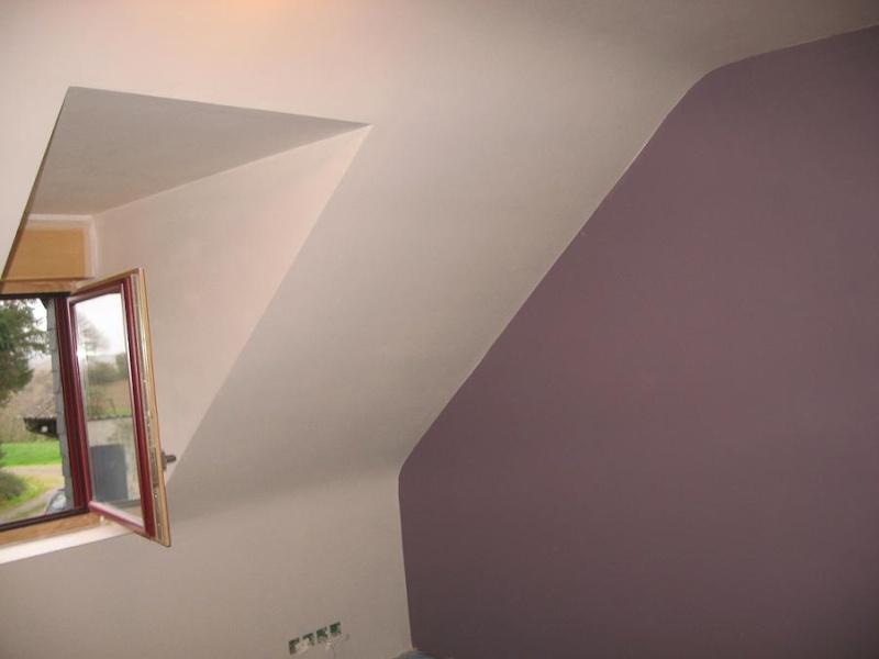 top dcoration chambre fille peinture pour chambre mansarde. Black Bedroom Furniture Sets. Home Design Ideas
