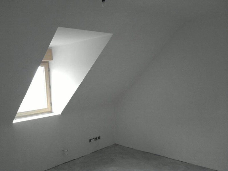 Peinture chambre mansard e - Reactie peindre une chambre avec couleurs ...