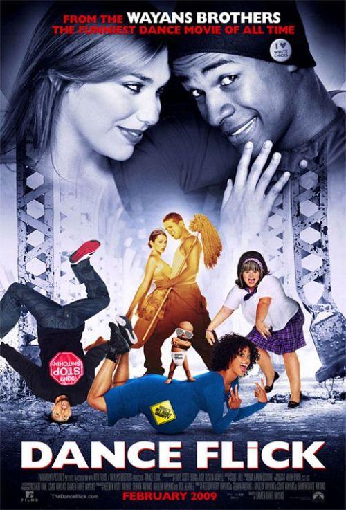 Dance Flick 2009 DVDRip