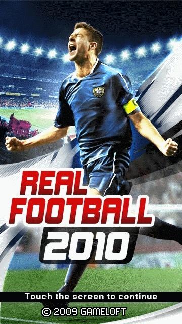 RealFootBall 2010