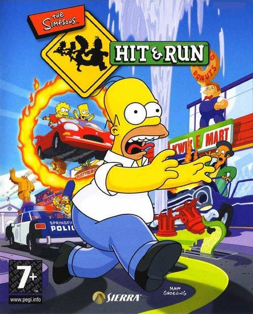 The Simpsons - Hit & Run 11
