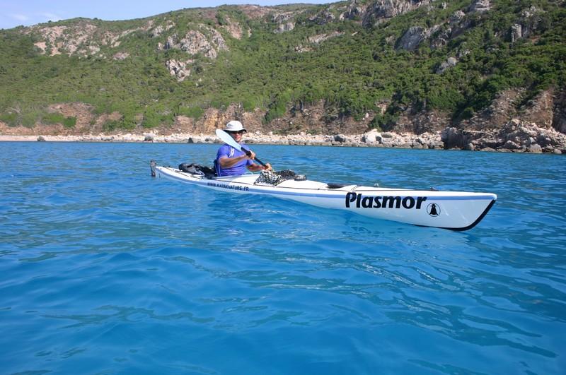 Le kayak de randonnée