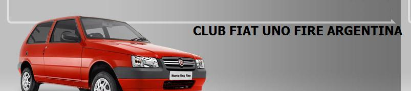 Club Fiat Uno fire Argentina