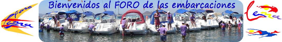 FORO de las embarcaciones LEMA