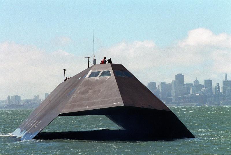русская лодка невидимка