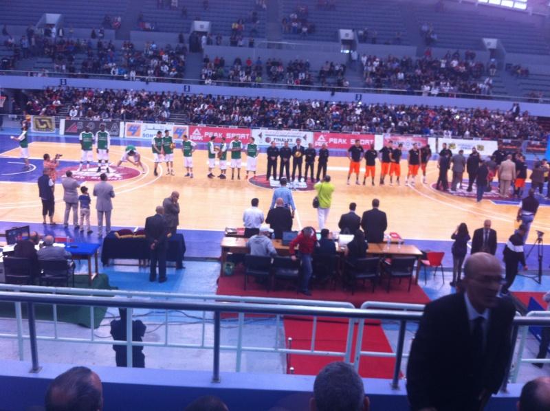 Coupe d'Algérie Basketball 2012-2013 Messieurs