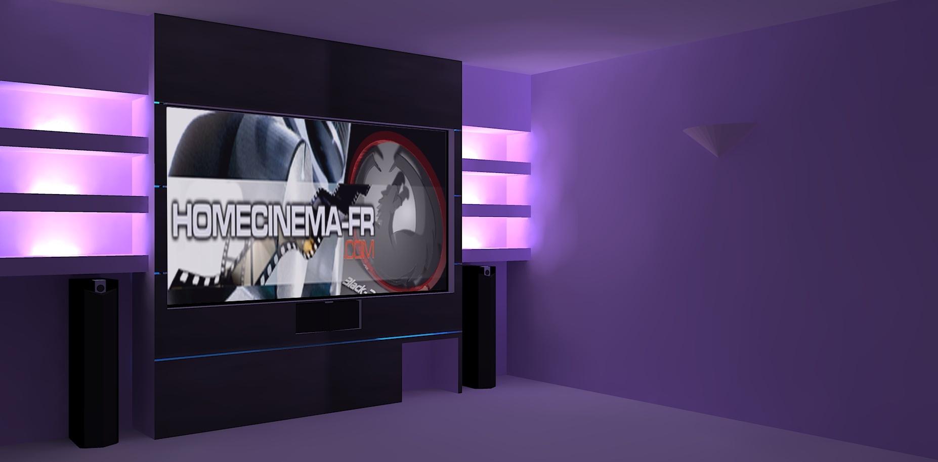 Niche Tv Placo Fenrez Com Sammlung Von Design Zeichnungen Als  # Meuble Tv Placo Design