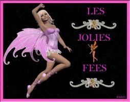 Bannière de LES JOLIES FEES