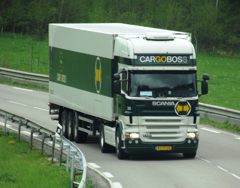 Cargoboss (Maasdijk)