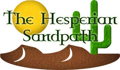 The Hesperian Sandpath