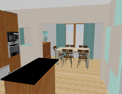 help me quelle couleur pour les murs de ma cuisine. Black Bedroom Furniture Sets. Home Design Ideas