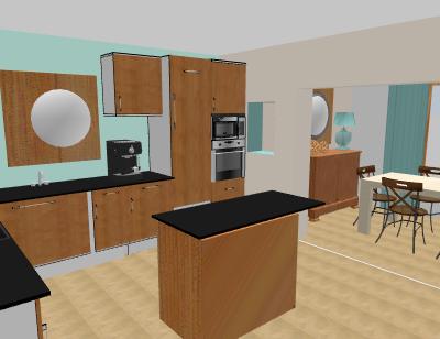 Help me quelle couleur pour les murs de ma cuisine - Quelle couleur pour les murs de ma cuisine ...