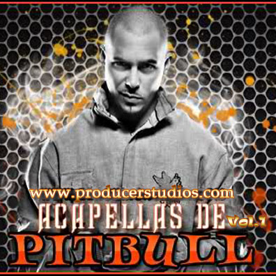 Acapellas Pitbull Studio Pack