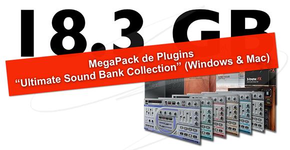 Megapack plugins