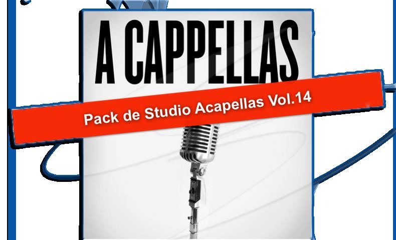 Acapellas Studio Pack 14