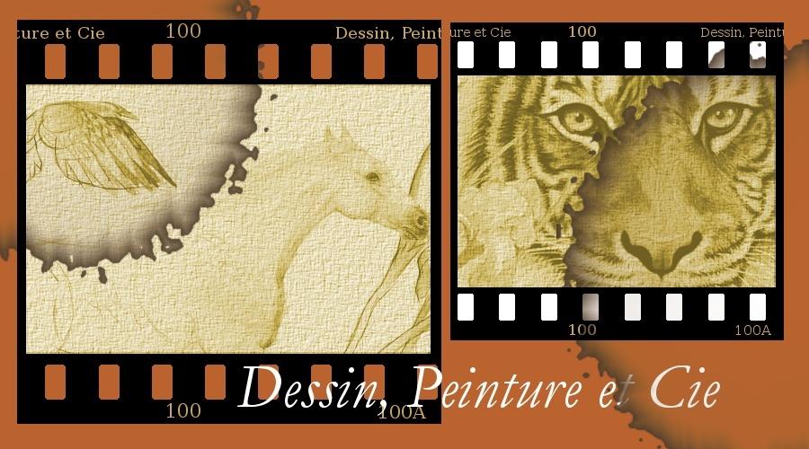 Dessin, peinture & Cie