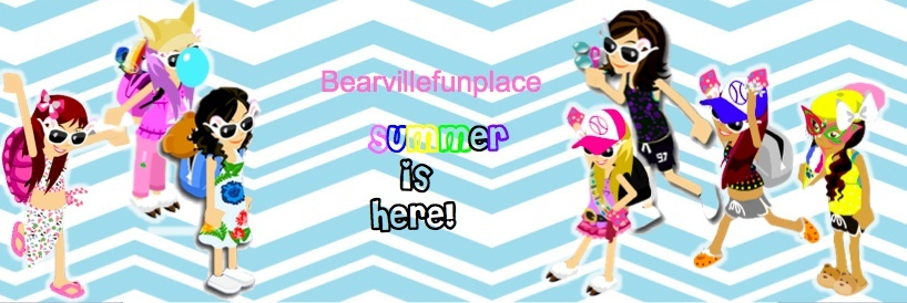 Welcome to Bearville Fun Place!